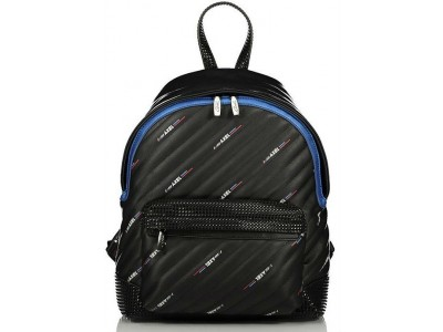 Axel Loola backpack with front pocket 1023-0191 black
