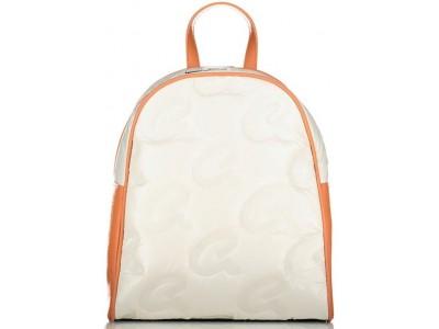 Axel Luna nylon backpack 1023-0265 037 white