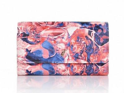 Axel Camellias wallet 1101-1090 camellias