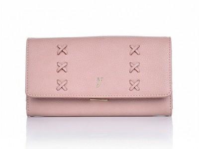 Axel Carolina wallet with flap 1101-1108 nude