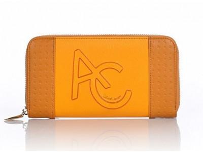 Axel Sena wallet axel concept 1101-1113 yellow
