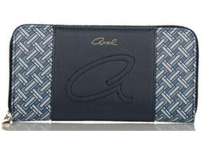 Axel Cross over wallet 1101-1160 dark blue