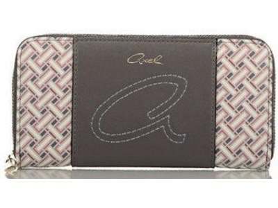 Axel Cross over wallet 1101-1160 grey