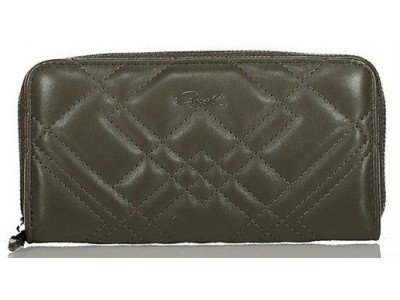 Axel Caliste wallet with stitching pattern 1101-1170 grey
