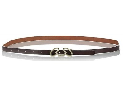 Axel Leather belt 1609-0063 brown