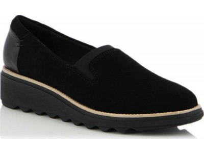 Clarks Sharon Dolly 26136359 black sde