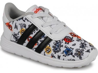 Adidas Lite racer inf EE8568 white