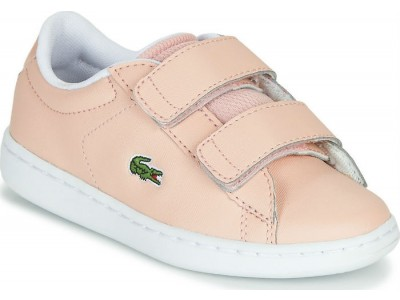 Lacoste Carnaby evo strap 1201 pink