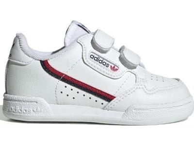Adidas Continental 80 cf i EH3230 ftwwht/ftwwht/scarle