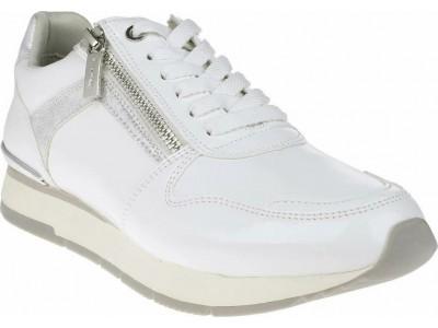 Tamaris 1-23603-26 123 white patent