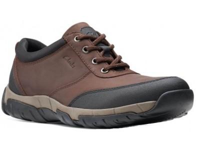 Clarks Grove Edge ii 261550137 brown leather