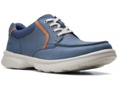 Clarks Bradley Vibe 261580827 navy leather