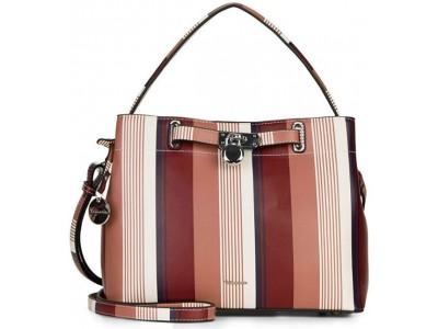 Tamaris 30350 615 red-stripes