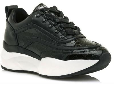 SixtySeven MINAMI C47814 30360 patent croc black/actied black