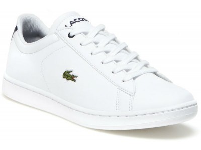 Lacoste carnaby evo bl 1 spj wht/nvy