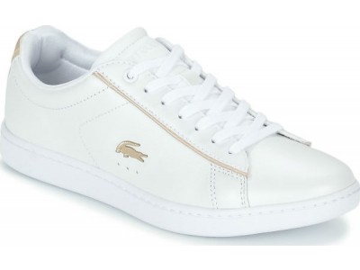 Lacoste Carnaby evo 118 6 spw white/gold