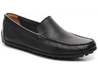 Clarks Hamilton Free black leather 261119920