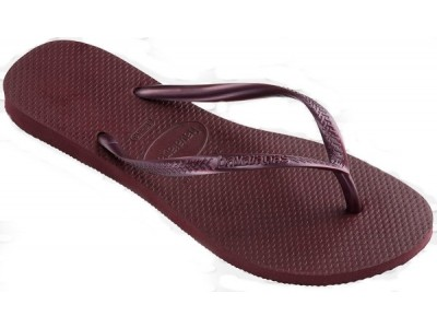 Havaianas slim 4000030.4924.F72 grape wine