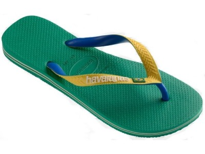 Havaianas Brasil Mix 4123206.2078.M18 tropical green