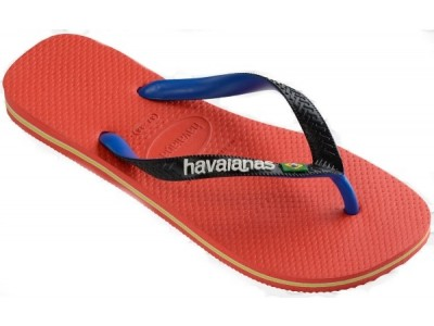 Havaianas Brasil Mix 4123206.5778.M18 red crush