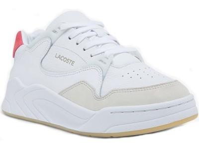 Lacoste Court Slam 0121 1 sfa 37-42SFA0053 1T4 white/dk.pink