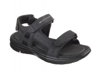 Skechers 51874 black Flex advantage s- Upwell
