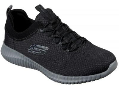 Skechers 52529 Elite Flex - Belburn black/charcoal