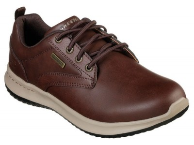 Skechers 65693 Delson antigo dark brown