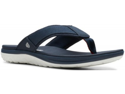 Clarks Step Beat Dune 26140266 navy textile