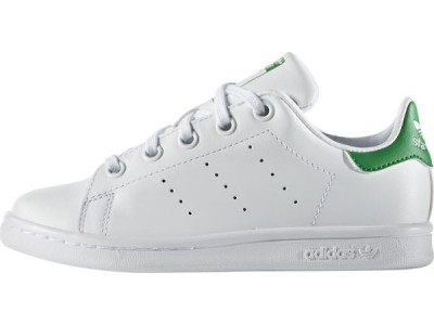 Adidas Stan Smith C BA8375 ftwwhite/ftwwhite/green
