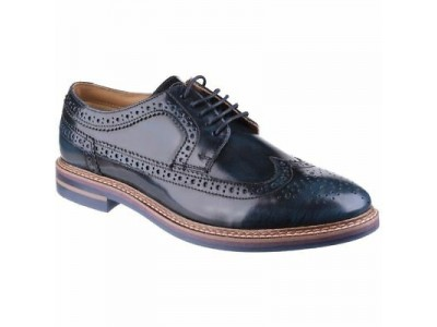 Base London TURNER Hi Shine Navy SC02402