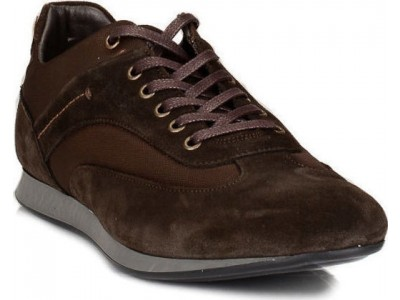 Boss F18060 brown suede