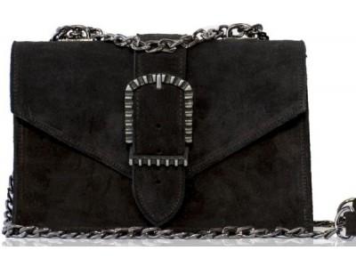 Bonendis Kyra Black leather