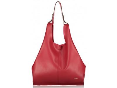 Axel Celosia shoulder bag interior pouch 1010-2461 chilli pepper