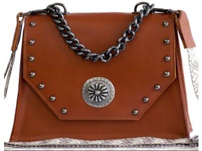 Bonendis Chiara Tabac Leather