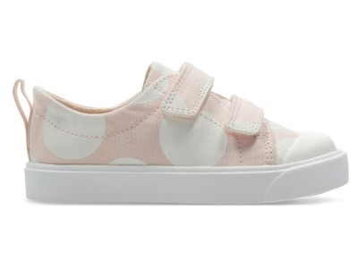 Clarks Flare Lo T pink combi 26141099