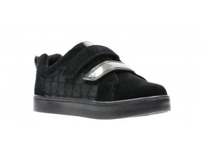 Clarks City Hero Lo black 26137668
