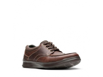 Clarks cotrell edge brown