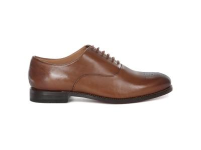 Clarks Ellis Vincent tan leather 26130959