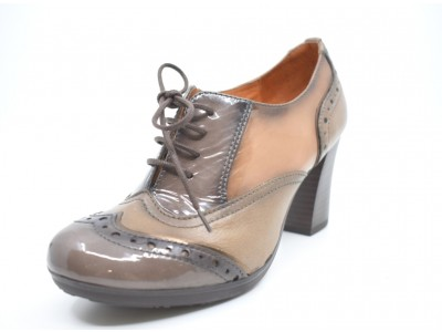 Hispanitas oxford mid 007 brown