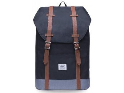 Kaukko Quinn Backpack 1008 black/grey