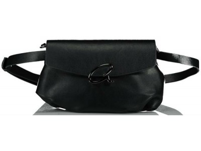 Axel Esther crossbody belt bag soft 1020-0409 003 black