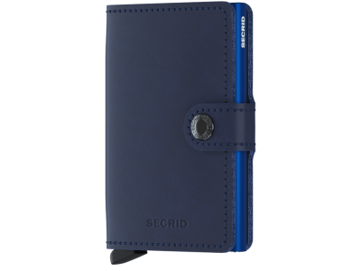 Secrid Secrid Miniwallet Original Navy-Blue