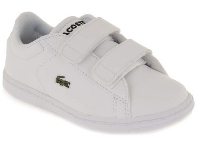 Lacoste carnaby evo sui wht/wht