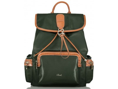 Axel Isabella backpack-L 1023-0254 464 forest