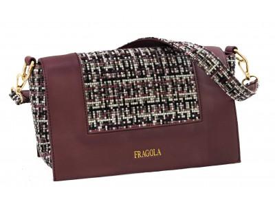 827408540a Fragola JS139 (Burgundy-Floc)