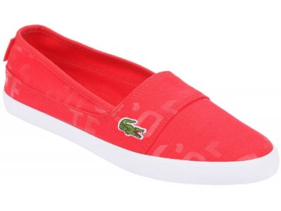 Lacoste Marice 117 2 caw red canvas