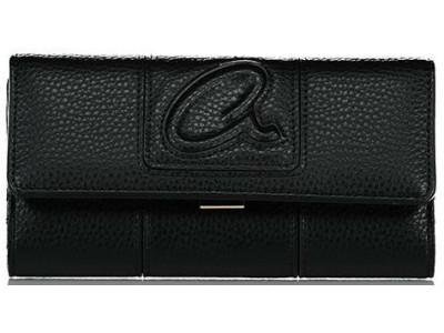 Axel Latemar flap wallet 1101-1239 003 black