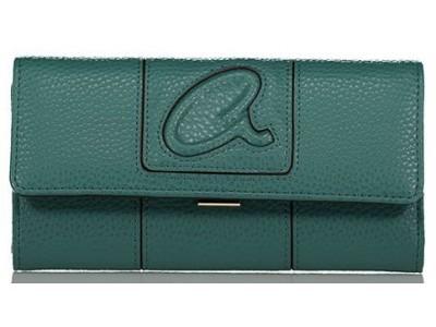 Axel Latemar flap wallet 1101-1239 petrol