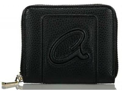 Axel Latemar zip around mini wallet 1101-1240 black